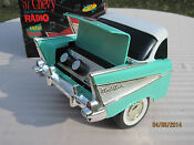 57 Chevy Belair Radio
