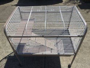 Pet Cage on Wheels