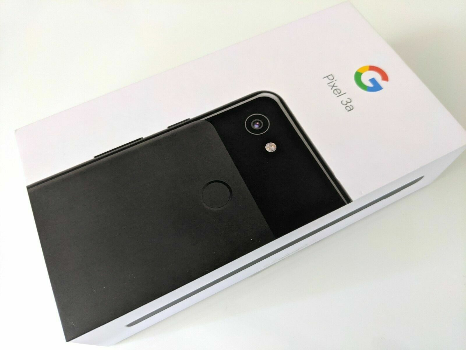 Google Pixel 3a - 64GB - Just Black (Factory Unlocked For ALL Carriers) G020G