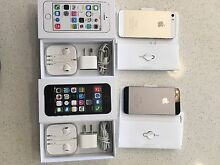 iPhone 5s 32gb and 16gb, near new. 2 available. Cranbourne East Casey Area Preview