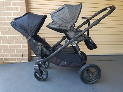 2014 Baby Jogger City Select Double