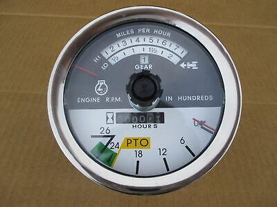 Tachometer For Ih International 1066 1086 1466 1486 766 786 886 966 986 Farmall