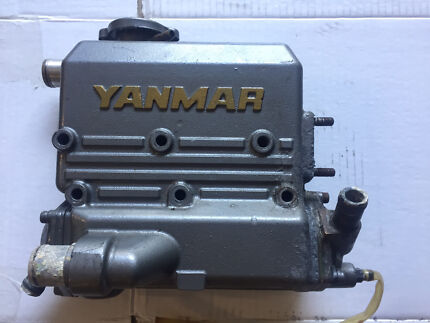 Yanmar 3ym30 heat exchanger assembly Cootharaba Noosa Area Preview