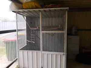 Large Aviary Going cheap just $150 or near offer Paralowie Salisbury Area Preview