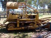 Dozer Allis Chalmers HD5/blade/treespear/rippers/$12,750 Kingaroy South Burnett Area Preview