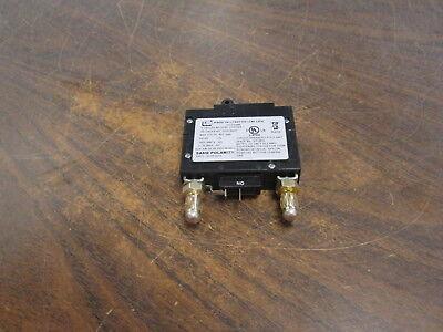 Cbi Breaker - CBi DC Circuit Breaker D-DA3CA1-ND1ZXBL-CSK100X-1 100A 80VDC 1P Used