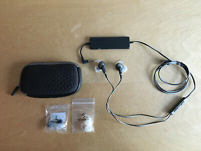 Bose QuietComfort 20i Acoustic Noise Cancelling Headphones QC20i for Apple