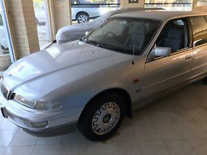 1995 Holden Caprice Sedan Grange Charles Sturt Area Preview
