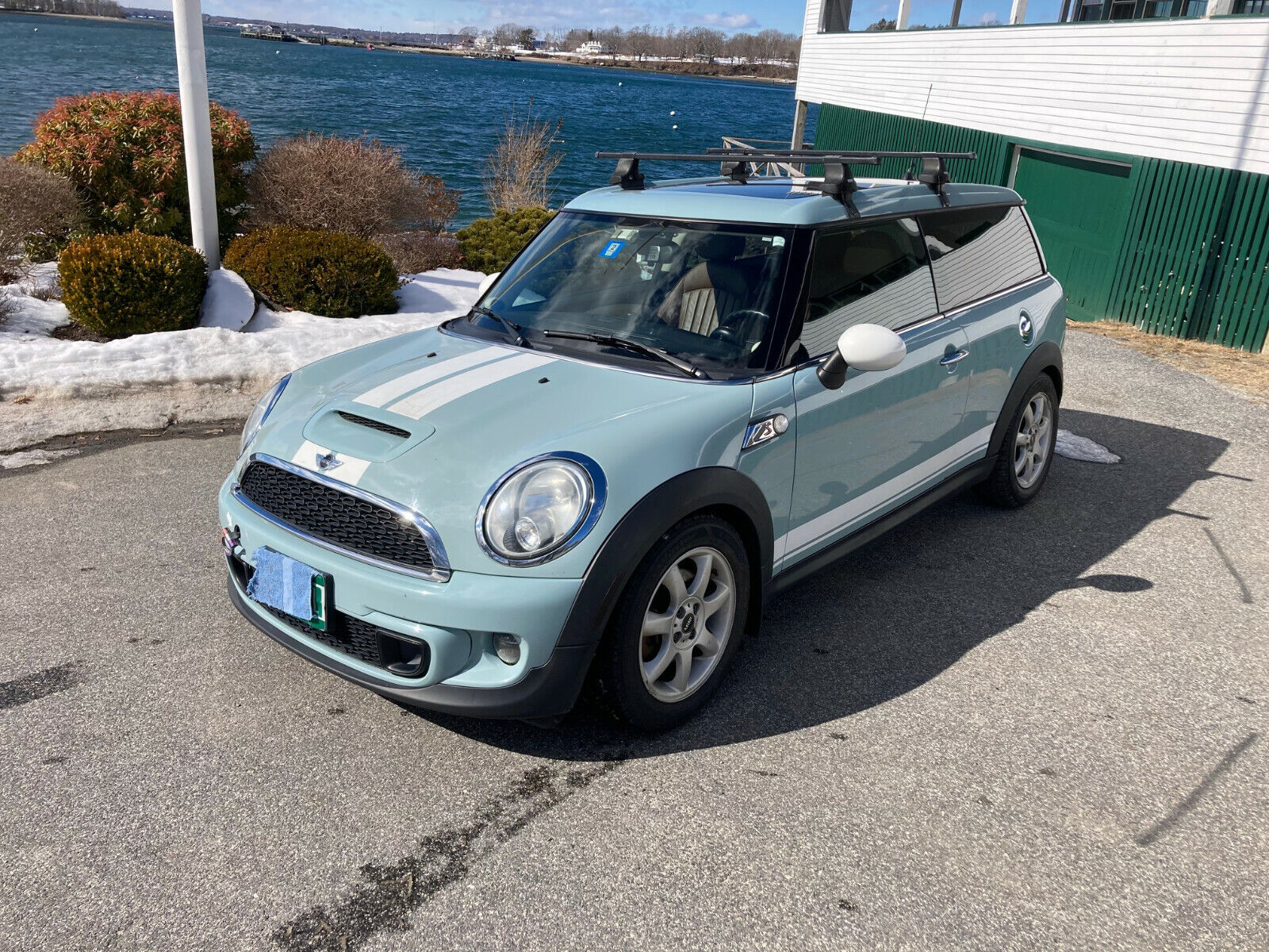 2014 Mini Clubman S - Manual/Cold Weather/Nav/Leather/Sport