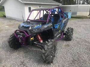 2017 polaris rzr ride command build