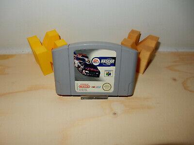 PAL N64: EA Nascar 99 Loose Game Nintendo 64
