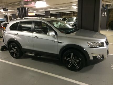 2011 Holden Captiva 7SX, High Spec, Priced to Sell Maroubra Eastern Suburbs Preview
