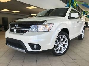 2015 Dodge Journey R/T AWD 7 Passagers GPS DVD Cuir Toit ouvrant