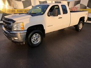 2011 Chevrolet SILVERADO 2500HD LT, Crew Cab, Power Group, 4*4,