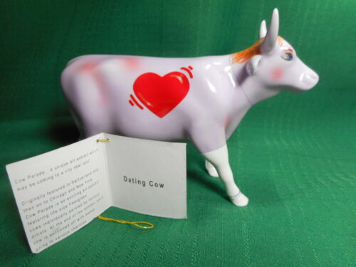 Cow Parade  Dating Cow