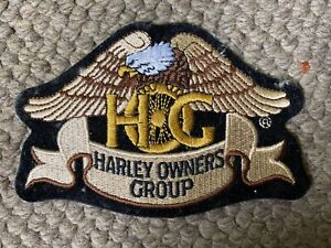HOG patch Harley Owners Group Adelaide CBD Adelaide City Preview