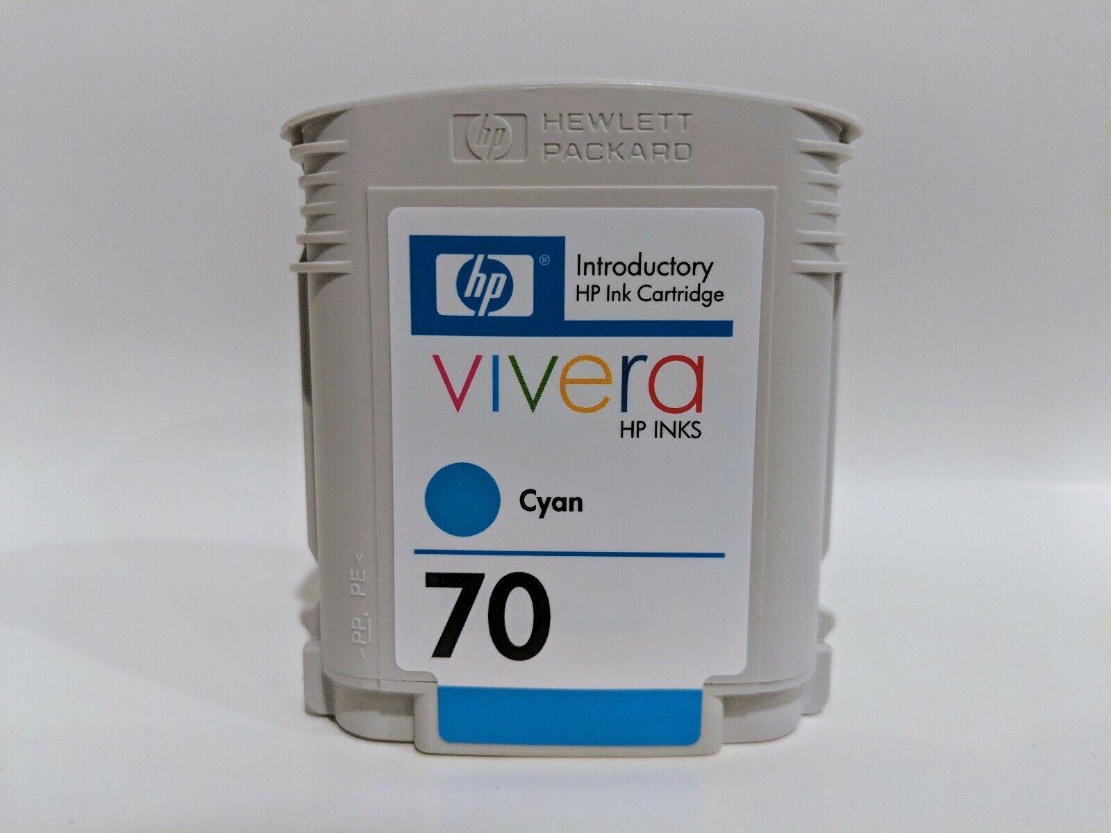 HP 70 Ink Cartridge - Cyan 69ml - $15.00