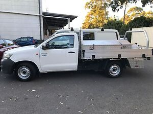2012 Toyota Hilux Ute Allambie Heights Manly Area Preview