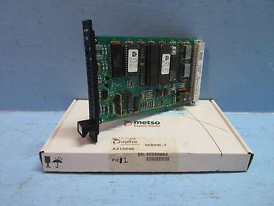Metso Automation Valmet Pic Module A413171 Model 03 Plc Board