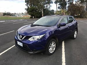 10/2015 NISSAN QASHQAI ST AUTOMATIC Hobart CBD Hobart City Preview