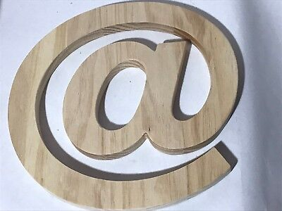 Internet Business Advertising Sign Wood Rare
