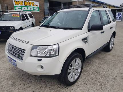 2010 Land Rover Freelander 2 SE Auto V6 173kms (Drives Well) Wangara Wanneroo Area Preview