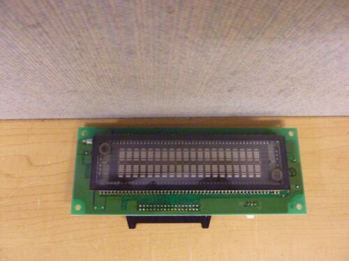 Futaba M202SD04F J VFD Display Module Board 2 x 20 Char (14960)