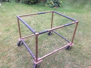 Double Stacker Go Kart Stand