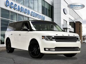 2017 Ford Flex Limited AWD/CUIR/TOIT/NAV
