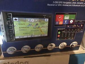 kit radio navigation camera recule