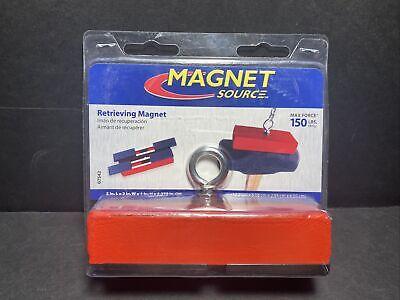 New Master Magnetic 75427208 150 Lb Retrieving Holding Magnet 9607961