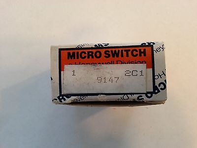 Honeywell Micro Switch 2c1
