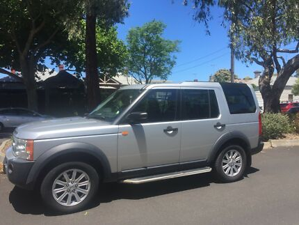 Land Rover discovery 3 with sunroof SE Diesel North Melbourne Melbourne City Preview