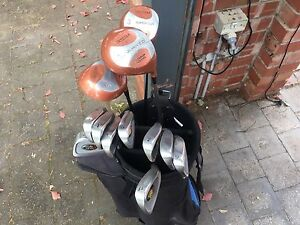 Great set of golf clubs Frewville Burnside Area Preview