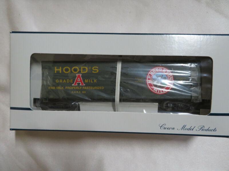 2 S Gauge Crown Model Products Hoods Milk 8002, WP Ice Service 4000 Hi Rail NIB