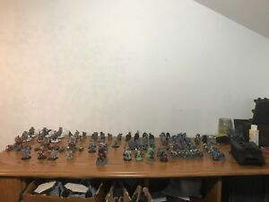 Warhammer 40k Space wolves army $550 obo