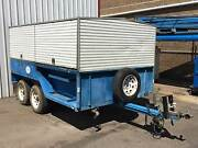 Fuel Trailer - 700-800 Litre Capacity Mulgrave Hawkesbury Area Preview