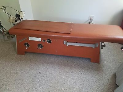 Chiropractic Table Hill Anatomotor