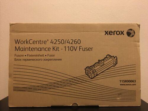 Xerox WorkCentre 4250 4260 Printer Fuser Maintenance Kit 115R00063 - New in box