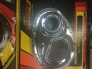 CHEVY SMALL BLOCK CHROME TIMING CHAIN COVER