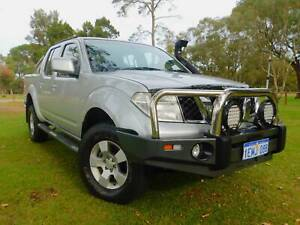 2010 Nissan Navara ST ** T-DIESEL COUNTRY PACK ** OFF-ROAD SPECIAL! Rockingham Rockingham Area Preview