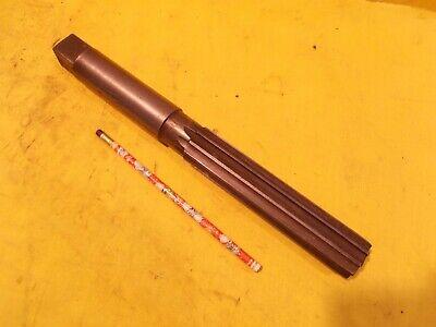 1 38 Reamer Lathe Mill Tool Chucking Straight Shank Whitman Barnes Usa
