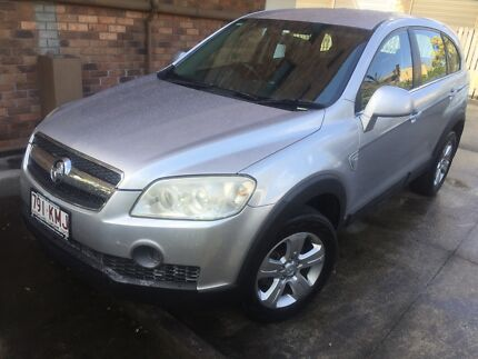 2007 Holden Captiva wagon 4 Cyl Turbo Diesel Auto  Coorparoo Brisbane South East Preview