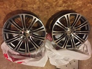 Mags / wheels / roues BMW