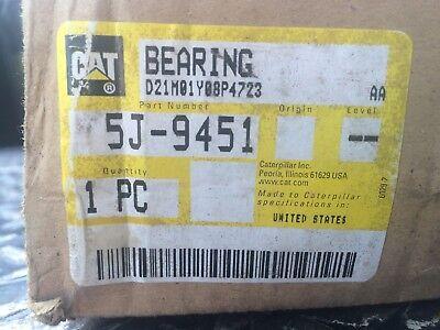 New Caterpillar 5j-9451 Bearing 5j9451 657 777 773 775 785