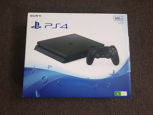 PlayStation 4 500GB Wentworthville Parramatta Area Preview