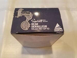NOS SunTour Sprint 9000 Rear Derailleur Model: RD-SP10 26T