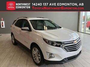 2018 Chevrolet Equinox Premier | AWD | 360 Cam | Cooled Seats