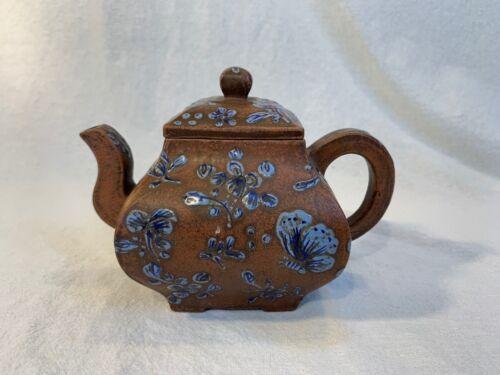 YiXing Zisha Teapot Minghu mark