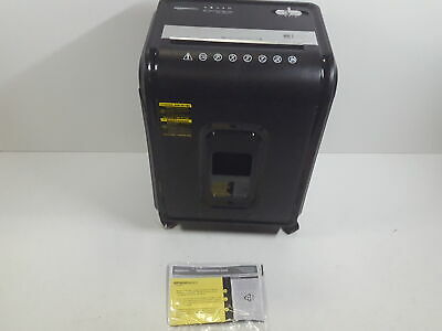 12-sheet High-security Micro-cut Paper Shredder With Pullout Basket